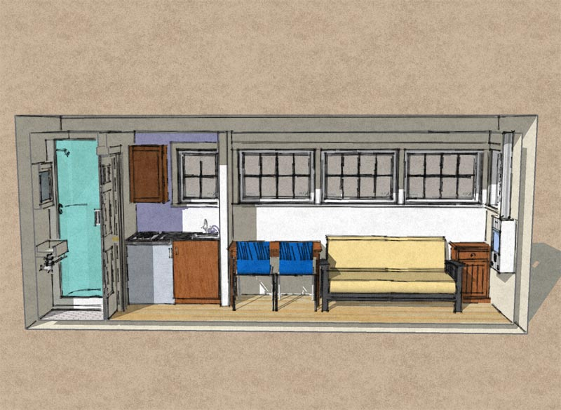 container home designs 2012