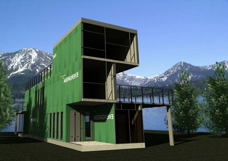 Genial Stunning Shipping Container Home Designs Gallery Ideas Interior