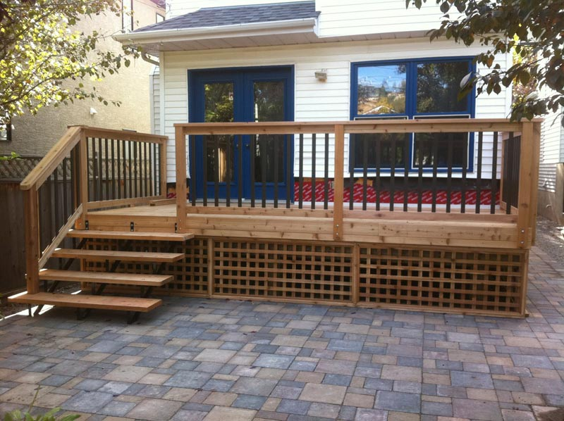 Deck Lattice Will Upgrade Your Deck Attractiveness And