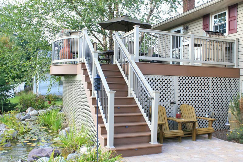 deck-lattice-frame