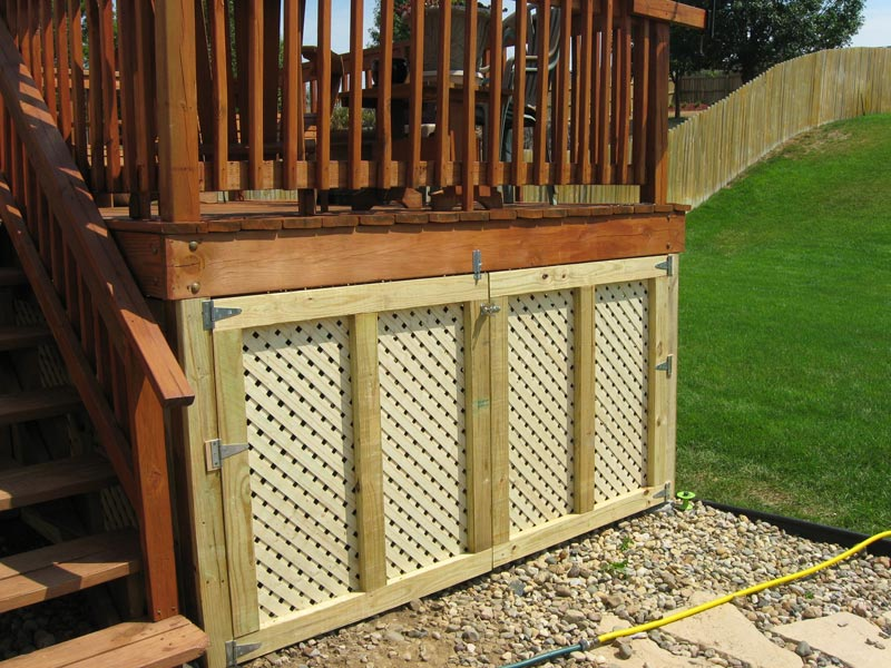 deck-lattice-work