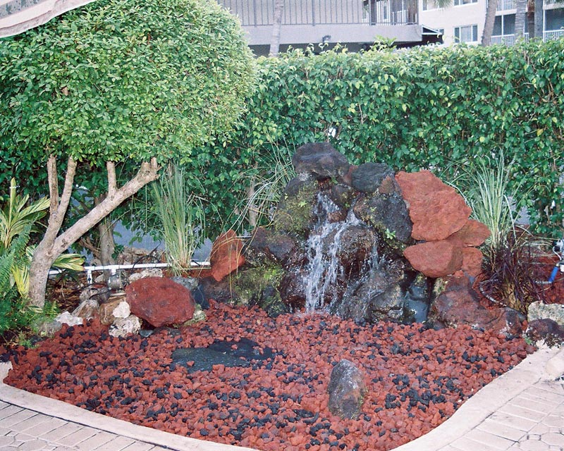 Gallery Of Lava Rock Landscaping Has Both Positive And Negative Aspects