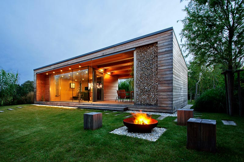Modern-cabins