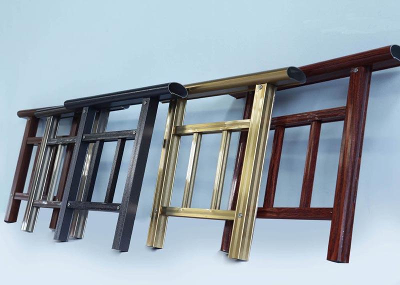 metal-deck-railing-sections