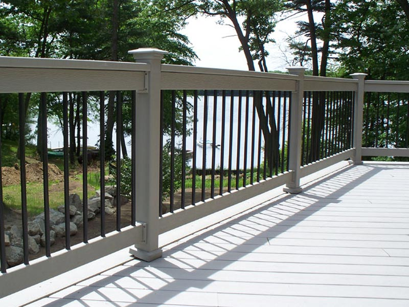 metal-deck-railing-systems