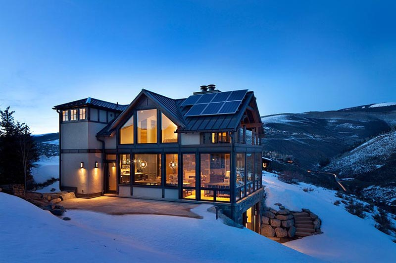 modern-cabins-in-colorado