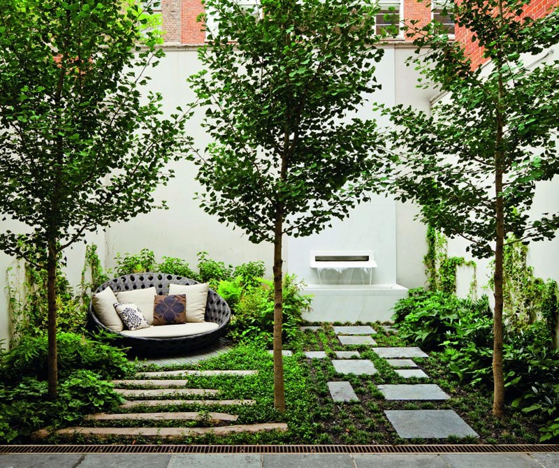 Residential landscape design for creating most splendid for Creating a landscape