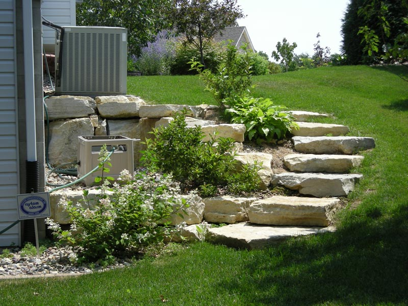 limestone-rock-landscaping-ideas