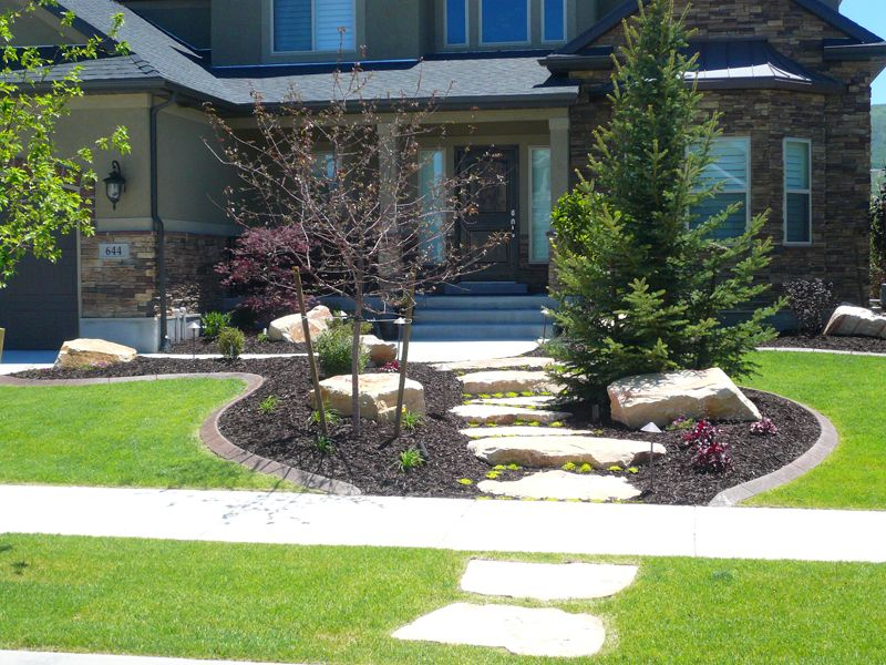 Front yard landscape ideas3