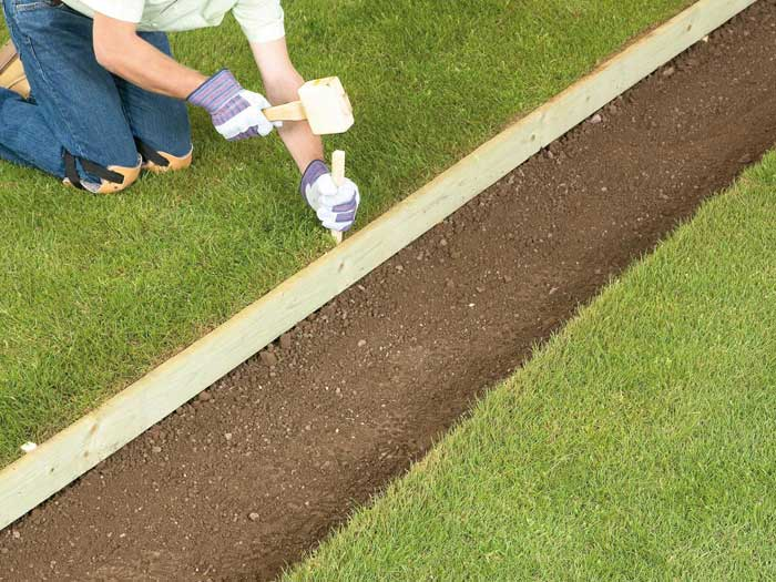 diy-landscaping-edging