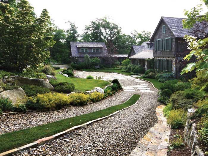 driveway-landscaping-plants