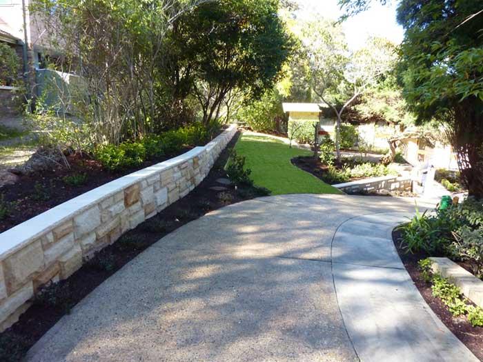 driveway-landscaping-sydney