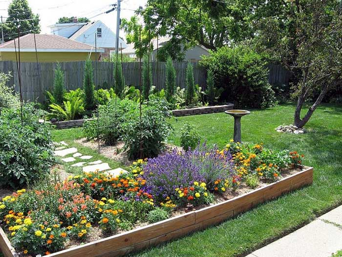 Simple Landscaping Ideas For Creating Impressive And Cozy ...