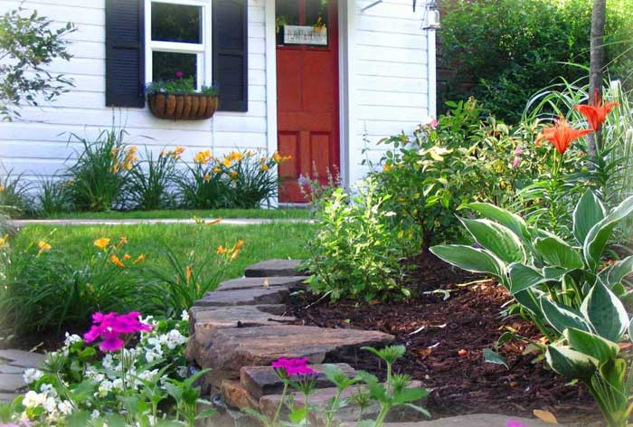 Landscape design for New landscaping ideas