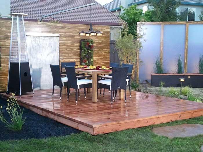 Floating deck plans australia landscape design for Floating deck plans