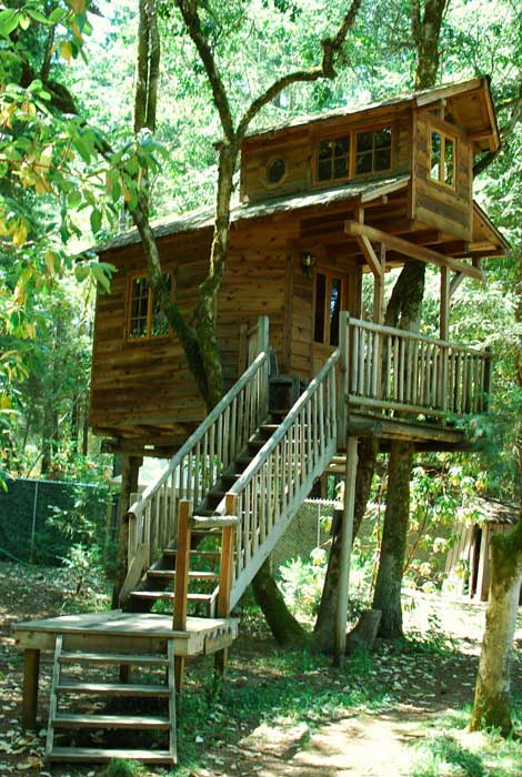 treehouse-cabins-hot-springs-nc