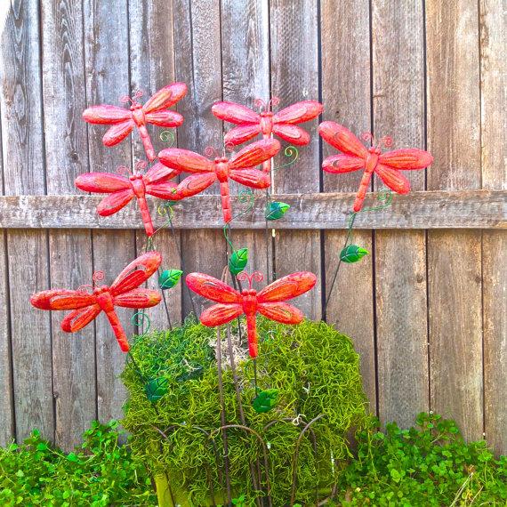 Improbable-decorative-garden-stakes-metal