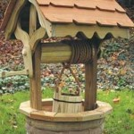 Wishing Well Planter 341581