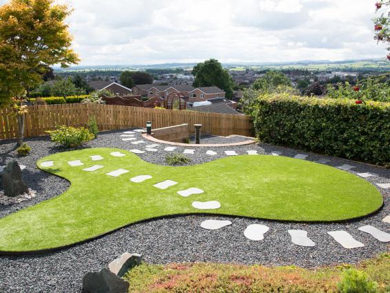 Prodigious-low-maintenance-garden-design