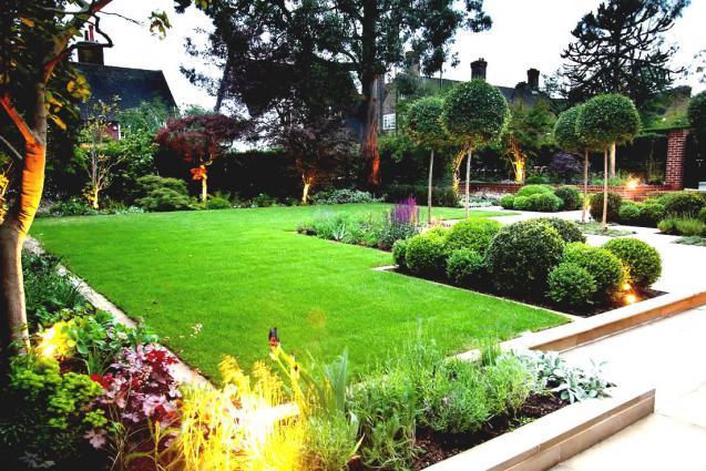 elegant-garden-design-low-maintenance